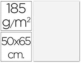 cartulina canson 50×65 185g blanco