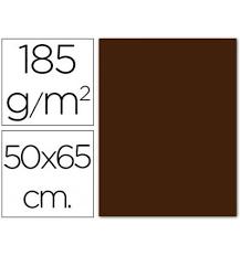 cartulina canson 50×65 185g marron chocolate