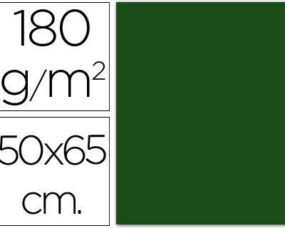 cartulina canson 50×65 185g verde abeto