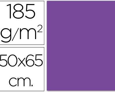 cartulina canson 50×65 185g violeta