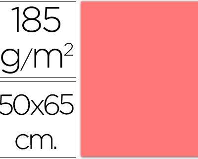cartulina canson 50×65 185g rosa