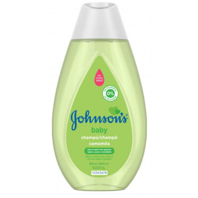 Champu Johnson´s Camomila 500ml 3574661520476