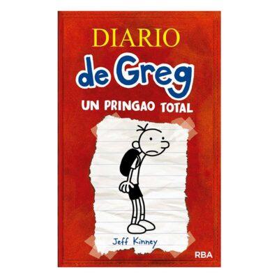Un Pringao Total nº1 Diario de Greg