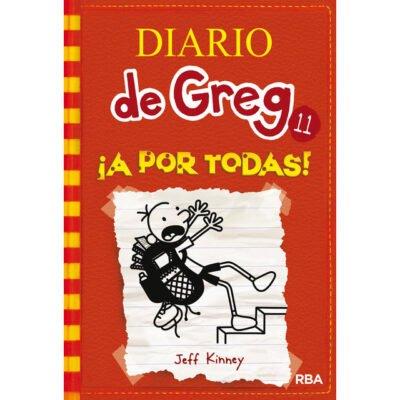 ¡A por Todas! nº11 Diario de Greg