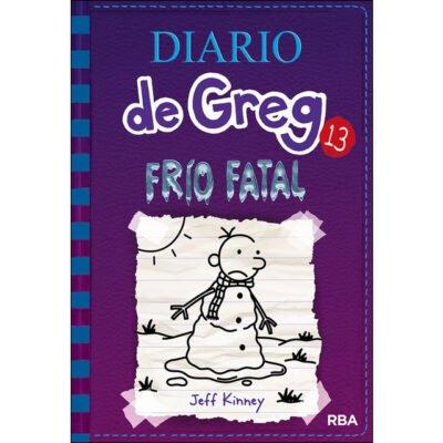 Frio Fatal nº 13 Diario de Greg