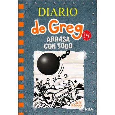 Arrasa con Todo nº14 Diario de Greg