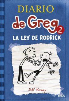 La Ley de Rodrick nº2 Diario de Greg