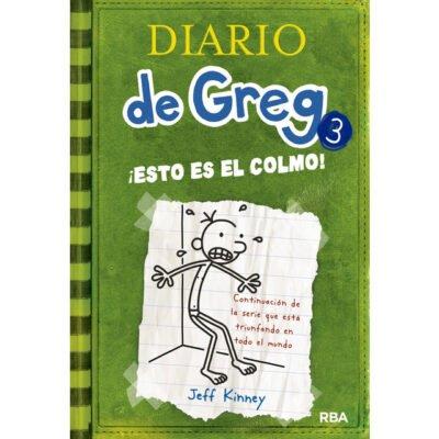 ¡Esto es el Colmo! nº3 Diario de Greg