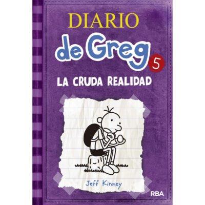 La Cruda Realidad nº5 Diario de Greg