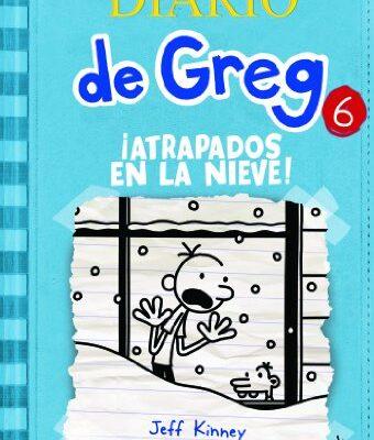 ¡Atrapados en la Nieve! nº6 Diario de Greg