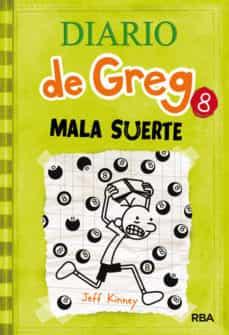 Mala Suerte nº8 Diario de Greg