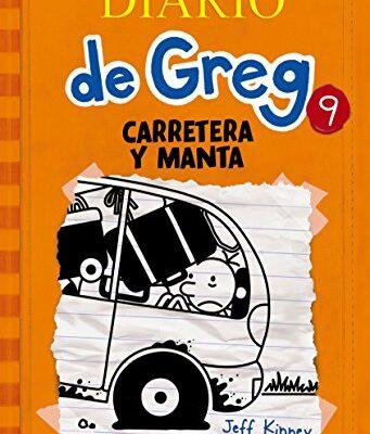 Carretera y Manta nº9 Diario de Greg