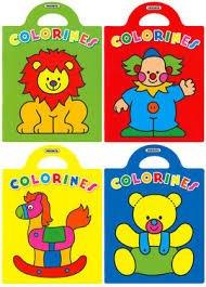 libro colorines