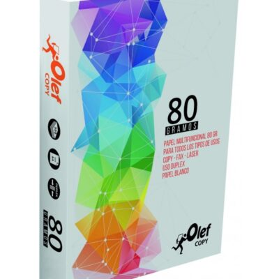 Papel A4 Olef 500