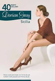 MEDIA PANTY DORIAN GRAY SICILIA 40DEN