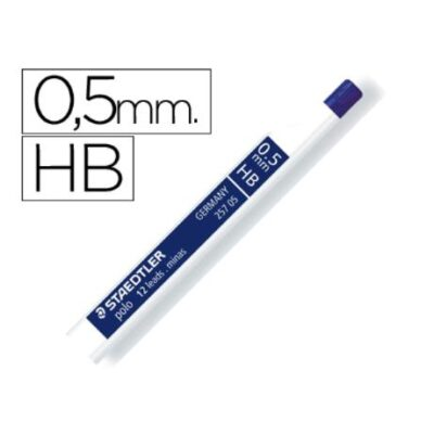 MINAS 0.5 HB STAEDTLER
