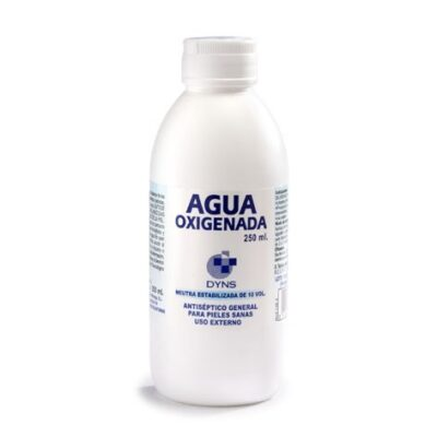 agua oxigenada 250ml