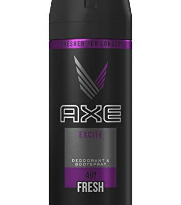 axe desodorante excite 150ml