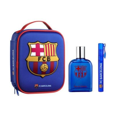 ESTUCHE COLONIA BARCELONA100ML+MINI COL. CON NECESER
