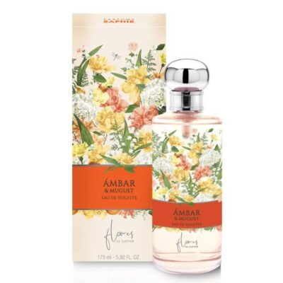 colonia saphir ambar & muguet 175ml