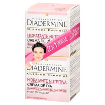 diadermine 2×1 crema facial 50ml