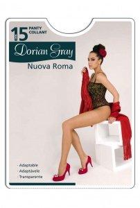 MEDIA PANTY DORIAN GRAY NUOVA ROMA 15DEN