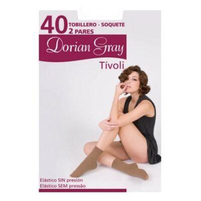 TOBILLERO DORIAN GRAY TIVOLI 40DEN