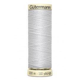 HILO GÜRTERMANN 100M GRIS -8