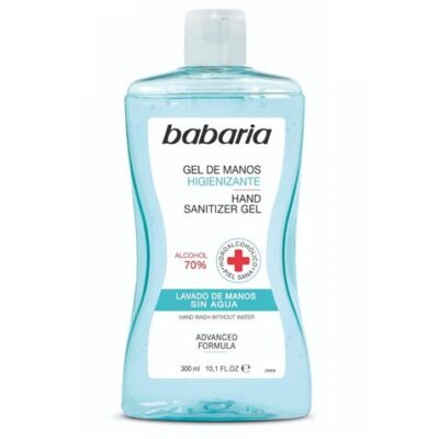 GEL DESIFECTANTE DE MANOS BABARIA 300ML