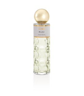 COLONIA RUBI 200ML SAPHIR
