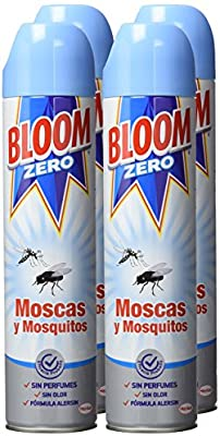 INSECTICIDA BLOOM ZERO SIN OLOR 400ML