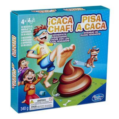 ¡CACA CHAF! JUEGO DE MESA HASBRO GAMING
