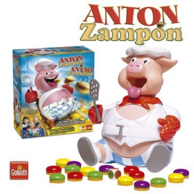 ANTÓN ZAMPÓN JUEGO DE MESA