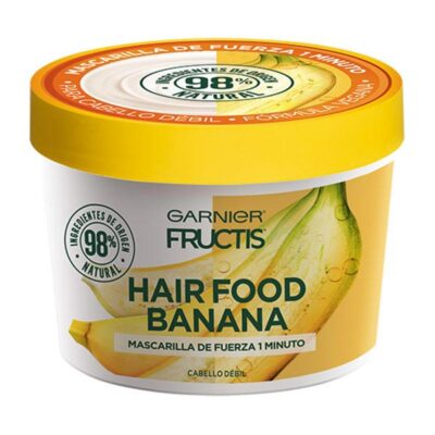 FRUCTIS MASCARILLA HAIR FOOD BANANA 390ML