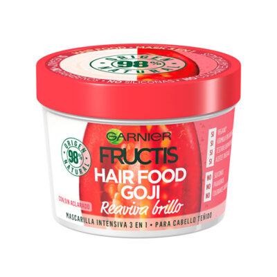 FRUCTIS MASCARILLA HAIR FOOD GOJI 390ML