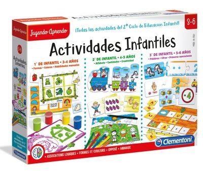 ACTIVIDADES INFANTILES JUEGO EDUCATIVO