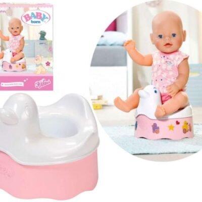 BABY BORN CON ORINAL