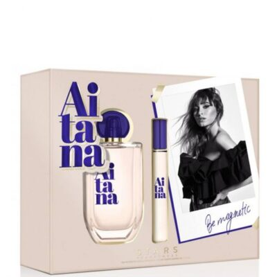 ESTUCHE COLONIA AITANA BE MAGNETIC 80ML + COLONIA MINI
