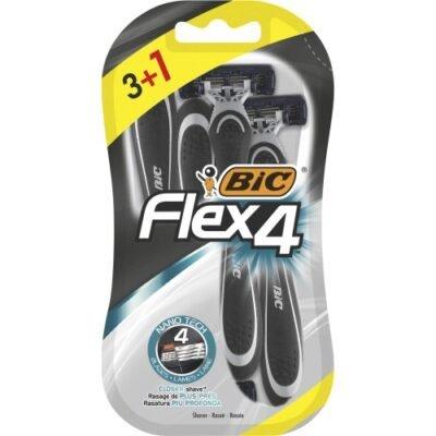 BIC MAQUINILLA FLEX4 3+1