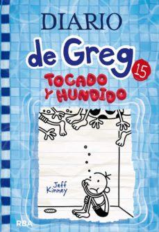 TOCADO Y HUNDIDO DIARIO DE GREG Nº 15