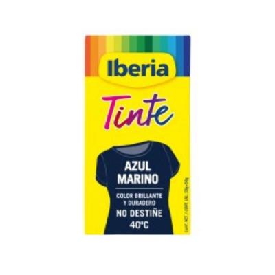 IBERIA TINTE ROPA COLOR MARINO