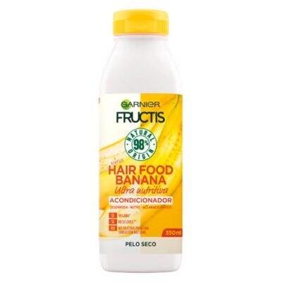 FRUCTIS ACONDICIONADOR BANANA HAIR FOOD PELO SECO 350ML