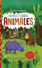 TINTA MAGICA ANIMALES LIBRO