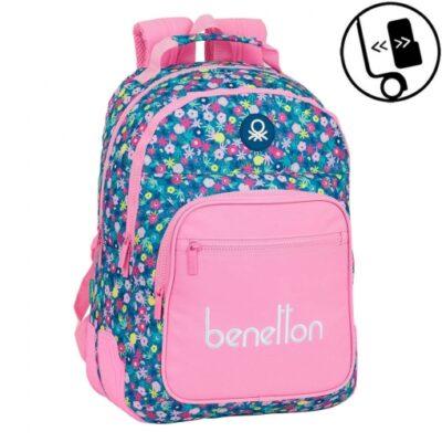 MOCHILA BENETTON 320X150X420