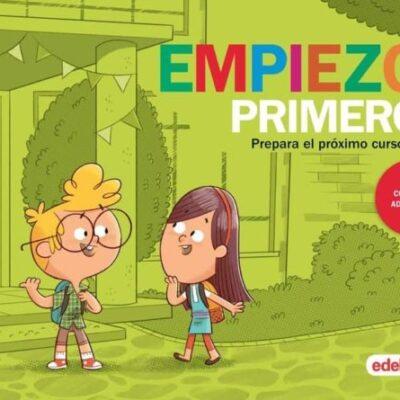 CAUDERNO VACACIONES EMPIEZO PRIMERO
